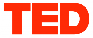 TED logo lined