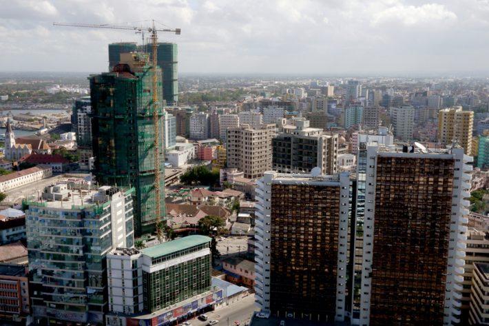 Dar es Salaam. Image - iStockphoto: fivepointsix
