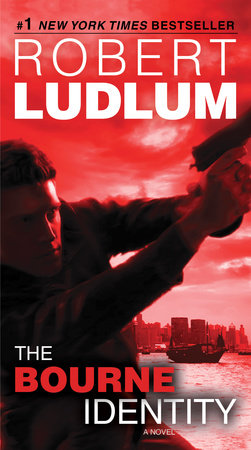 The first of the three original Bourne novels by Robert Ludlum