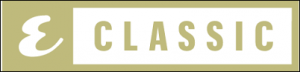 Esquire Classic logo lined