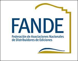 FANDE logo lined