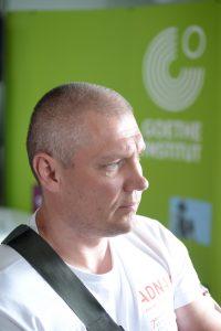Miraslau Lazouski, Assistant Director of Belaruski Knihazbor, Belarus
