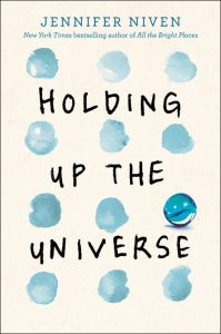 Holding up the Universe lined