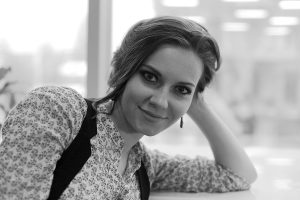 Iryna Baturevych is the co-owner and coordinator of media project Chytomo, as well as a the head of Ukrainian Small Publishers Union and a book publishing consultant.
