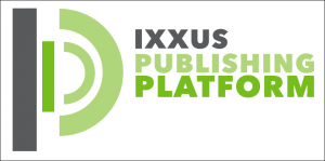 Ixxus Publishing Platform logo lined