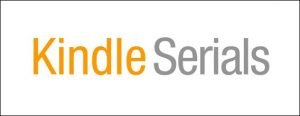 Kindle Serials logo lined
