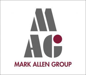 Mark Allen Group logo lined