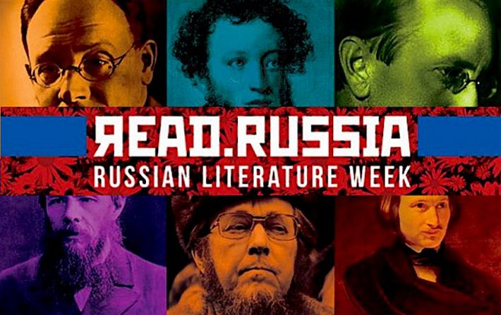 A Read Russia week promoting Russian Literature has been announced for December 7 to 11.