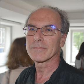 Victor Schonfeld. Image: Roger Tagholm