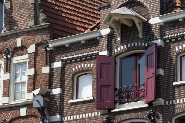 In the city of Zutphen. Image - iStockphoto: Albert Mendelewski