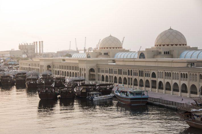 Sharjah's Jubail Market. Image - iStockphoto: Mariemlulu