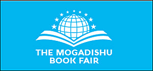 300 Mogadishu Book Fair logo