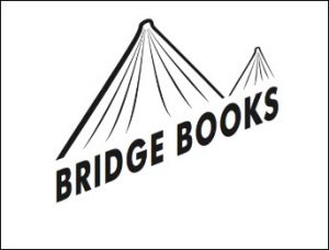 Bridge Books logo lined