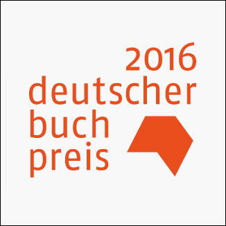 German Book Prize logo lined