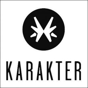 Karakter logo lined