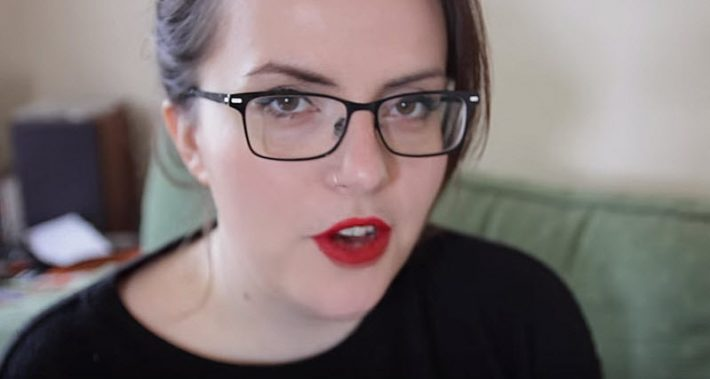 Leeena Normington in an April 'Book Break' video from Pan Macmillan titled 'What Career Should I Choose?'