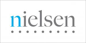 Nielsen logo lined