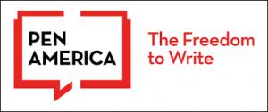 PEN America logo lined