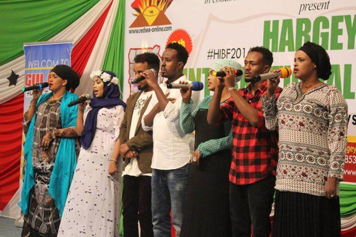 Hargeysa Book Fair 2016, Somalia (Image: Hargeysa Book Fair Facebook page)