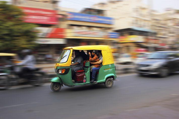 In New Delhi. Image - iStockphoto: Naveen 0301
