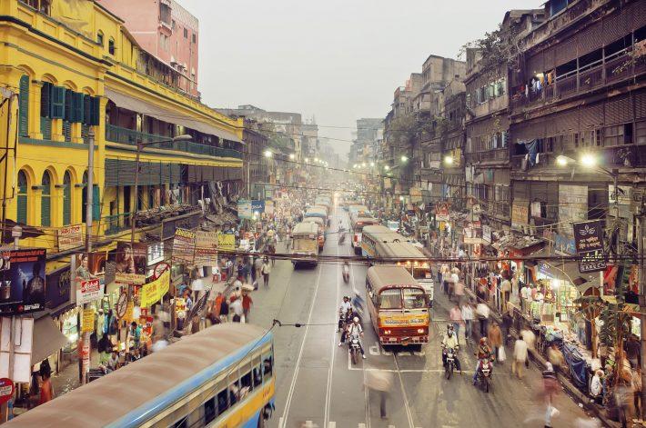 In Kolkata. Image - iStockphoto: Radio Kukka