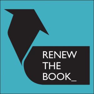 Renew the Book logo