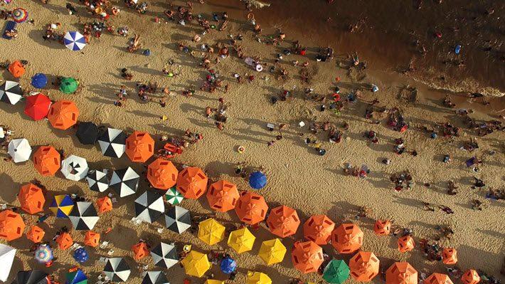 Coastal Brazil near Rio. Image - iStockphoto: Gustavo Frazao