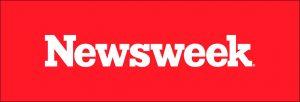 Newsweek logo lined