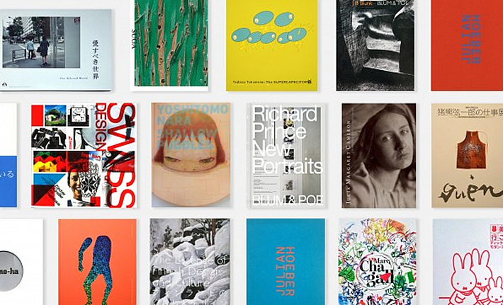Catalogue collections from Blum & Poe, MIMOCA, and Curators are part of this year's Tokyo Art Book Fair. Image: TABF site