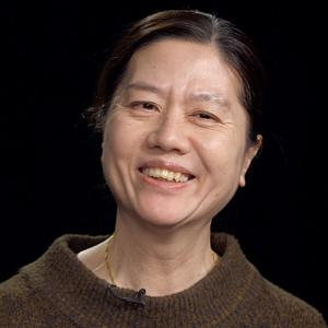 Wang Anyi. Image from Harvard Online Learning, the ChinaX Book Club.