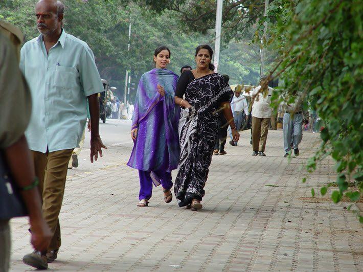 In Bengaluru. Image - iStockphoto: Laha-San