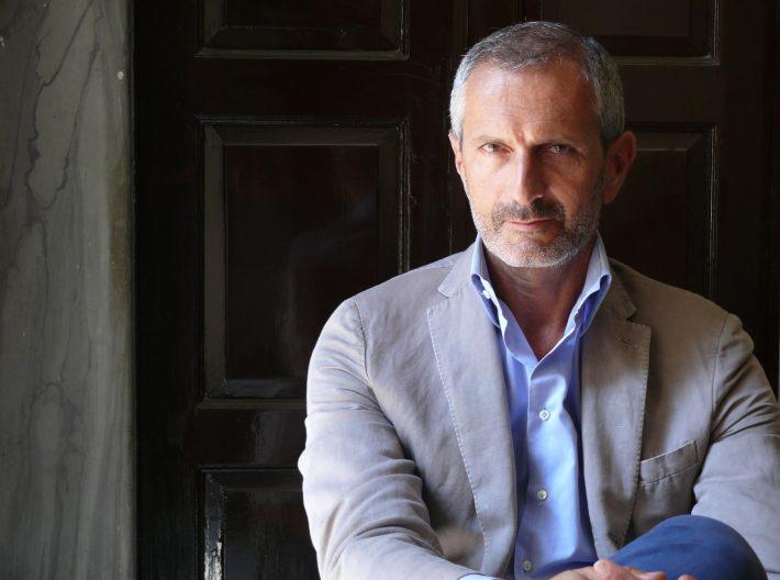 Gianrico Carofiglio. Image: Francesco Carofiglio