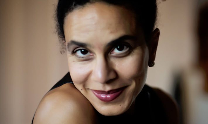 Sarah Ladipo Manyika. Image: James Manyika