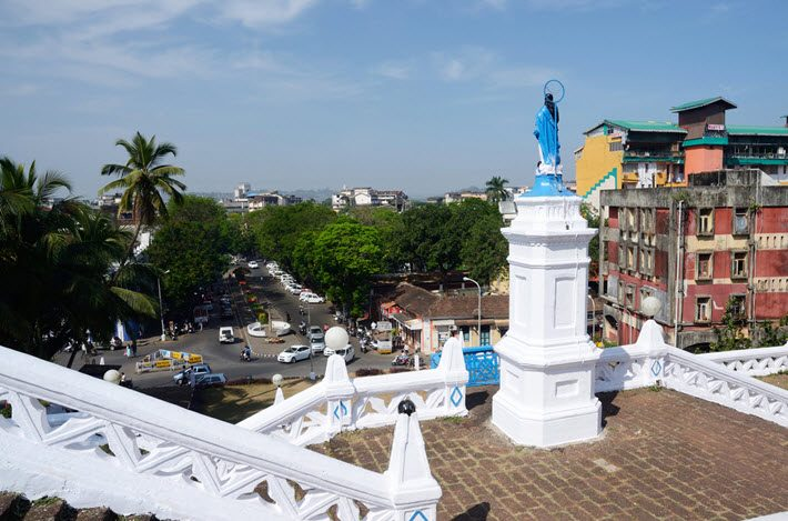In Panaji, capital of the Indian state of Goa. Image - iStockphoto: Kaetana
