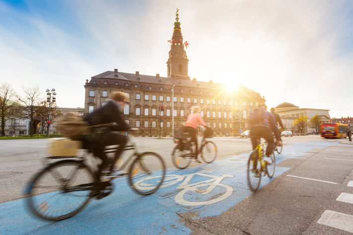 In Copenhagen. Image - iStockphoto: William87