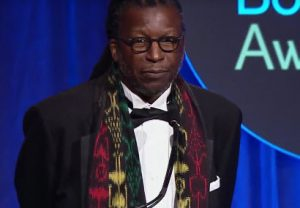 Cornelius Eady at the National Book Awards