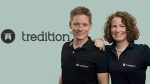 Sandra Latußeck and Sönke Schulz, co-founders of Tredition (Image: tredition.de)