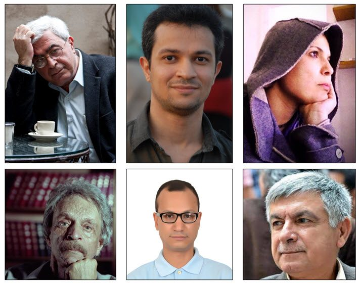 International Prize for Arabic Fiction 2017 shortlisted authors (IPAF)