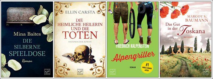 Amazon Publishing opens new German-language imprint Tinte & Feder