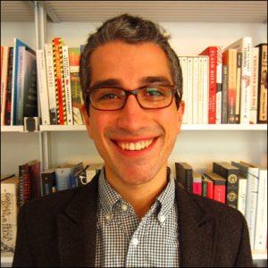 Peter Blackstock, Grove Atlantic, Festival Neue Literatur