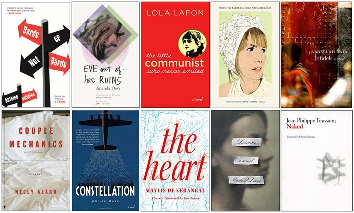 Vote For Your Favorite French Books Translated To English The