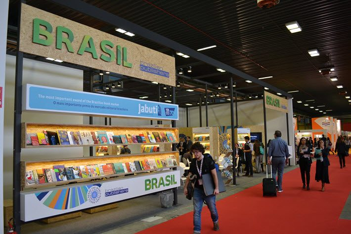Rights Watch: Brazilian Publishers Head to Bologna Book Fair