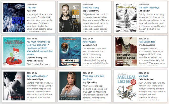 Sweden's Storytel Buys Denmark's People's Press: 'Everybody