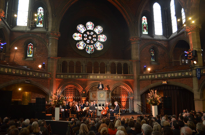 Union chapel london david duchovny dating 9