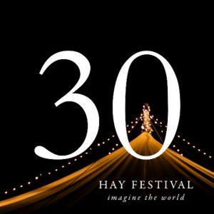 Hay Festival 30th Anniversary logo