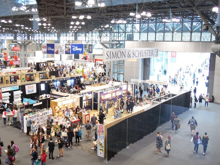 ReedPOP Announces First Headliners for 2018 BookCon