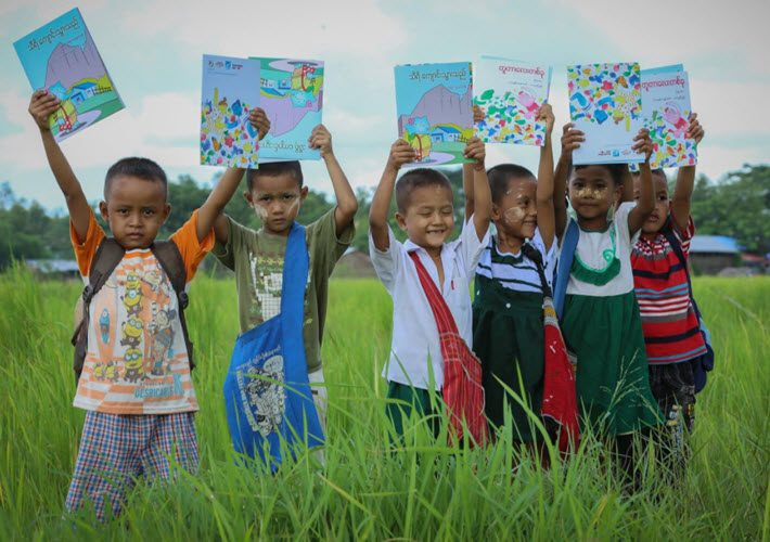 Diversity and Tolerance Promoted in Myanmar Children's ...