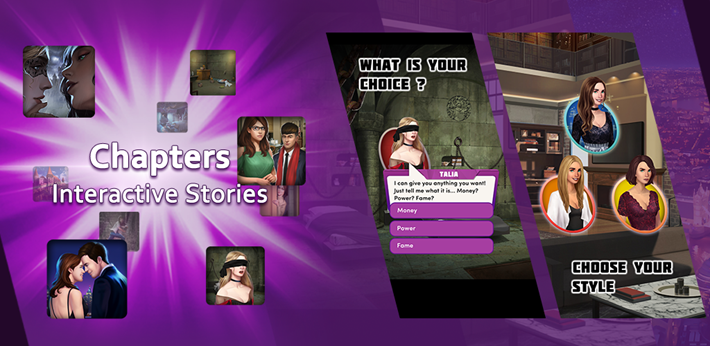Crazy Maple Studio Introduces Chapters: Interactive Stories