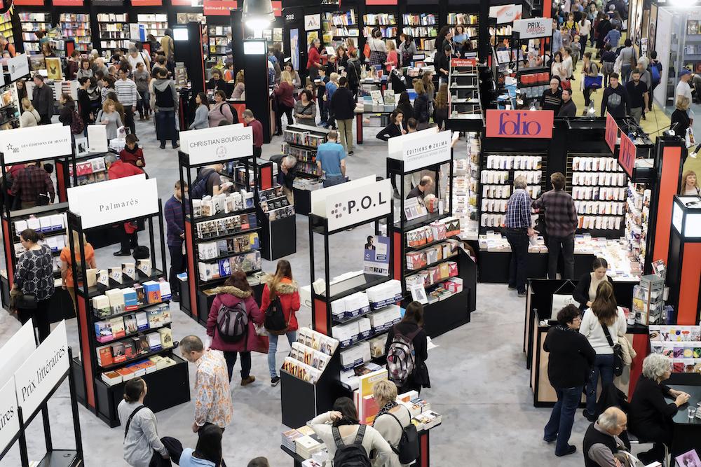 canada salon du livre de montreal turns 40