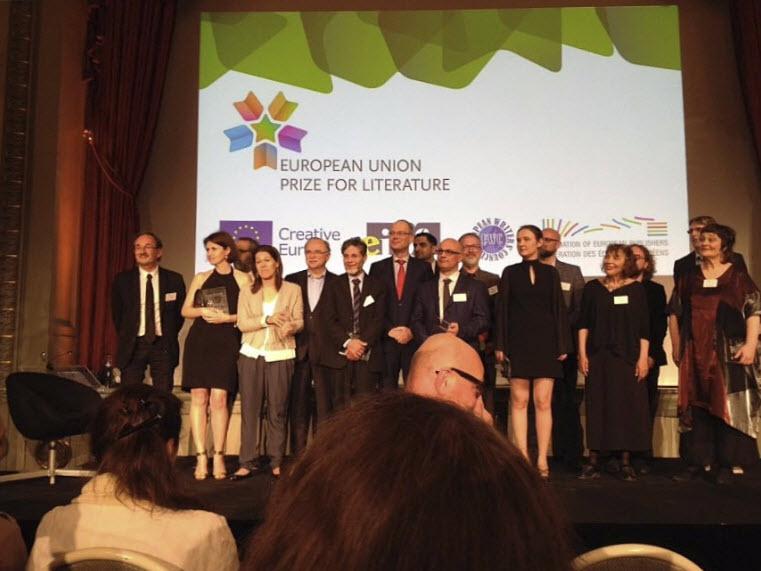 The European Union Prize for Literature's 'Write Europe' Contest